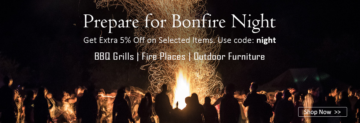 Prepare For Bonfire Night