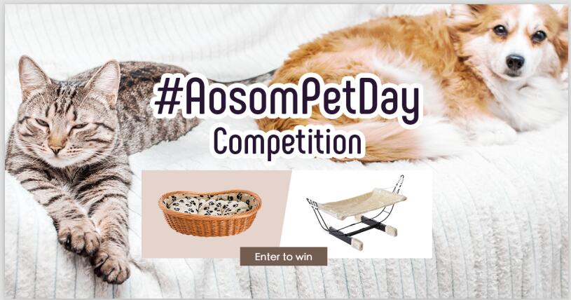 Aosom Pet Day